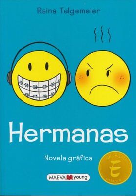 Hermanas by Raina Telgemeier 9788416363964 (Paperback, 2017)