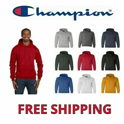 f2c8ccb9657e CHAMPION Men s Pullover Hoodie Hooded Sweatshirt S700 Eco S-3X Choose Colors