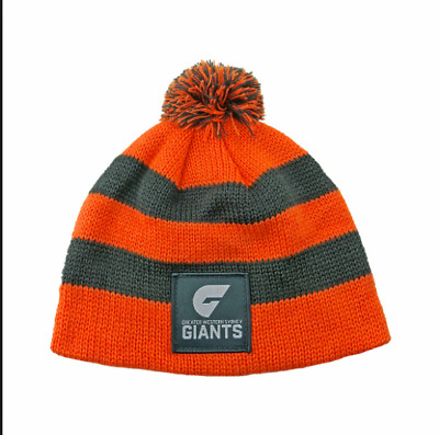 Official AFL Greater Western Sydney Giants Infant beanie