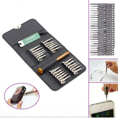 25 In1 Precision Torx Screwdriver Cell Phone Repair Tool Set for iPhone Laptop