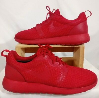 02ccb491e1c5c Nike Roshe One HYP University Red Size 14 Rosherun 636220 660 Hyperfuse New