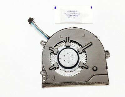 NEW FOR HP 15-bs012cy 15-bs038cl 15-bs015dx 15-bs012ds CPU FAN with Grease