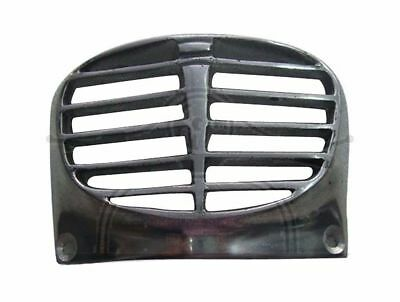 New Lambretta Li Series 3 Polished Alloy Horn Grill @aus