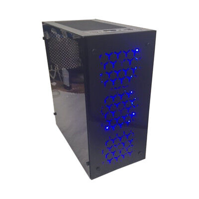 Quad Core Gaming PC Tower WIFI & 8GB 1TB HDD & Win 10 + 2GB Graphics