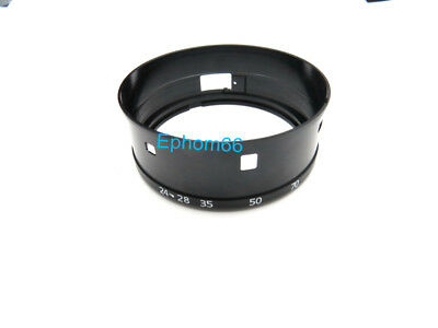 New Lens Zoom Ring For Canon EF 24-70mm 2.8L USM  Repair New Camera Part