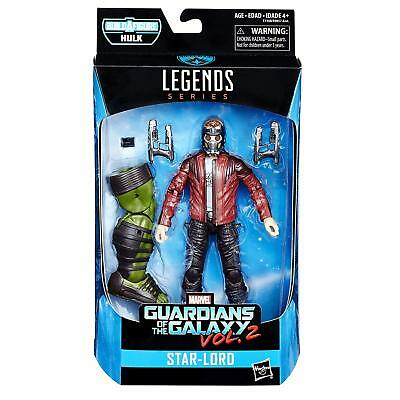 "Marvel Legends Best Of Marvel Cinematic Universe 6"" Inch Star-Lord Figure Wave 1"