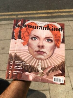 Womankind Magazine Issue 17 August 2018 How The West Tamed The Unicorn Live Life