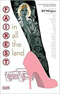 Fairest In All the Land HC, Willingham, Bill, New Book