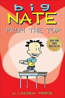 Big Nate: From the Top, Peirce, Lincoln, New Book