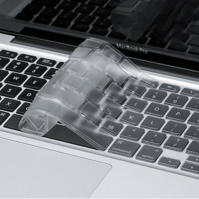 i-Buy Ultra Thin Clear TPU Keyboard Cover Film for Macbook Air 13 Pro 13 (a6v)