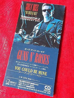 Guns N Roses Terminator 2 You Could Be Mine 7 Quot Single