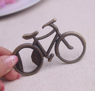 Hot  Bottle Opener Bicycle Shape Alloy Tool Wedding Party Gift Souvenirs