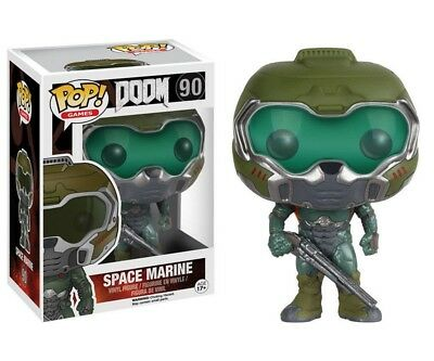 FUNKO POP 90  Doom Space Marine