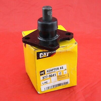 Genuine Caterpillar CAT 377-9641 Adapter AS - 3779641