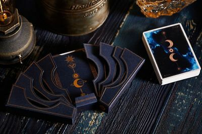Luna Moon LIMITED Cardistry Playing Cards / Spielkarten