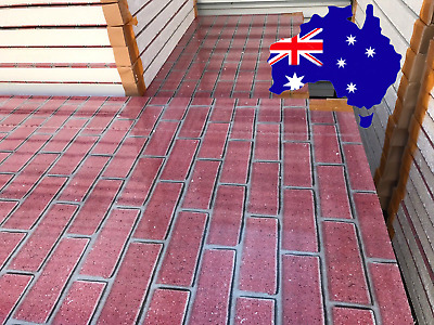 Melbourne's Cheapest Faux Red Brick Coolroom Residential Panels (AU Standard)