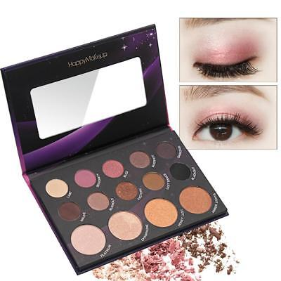 14  Color - Six Edition Lidschatten Palette von BH Cosmetics Happy Makeup