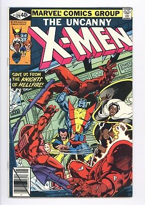 X-Men #129 Vol 1 Very Nice Higher Grade 1st App of White Queen and Kitty Pride