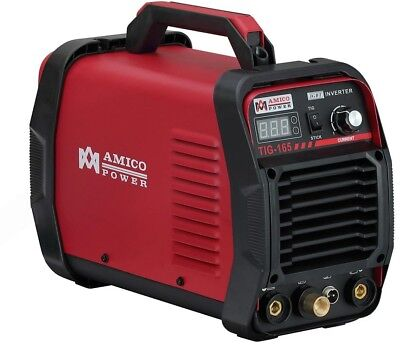 AMICO DC Inverter Welder Dual Voltage Welding 115/230-Volt Torch Stick ARC
