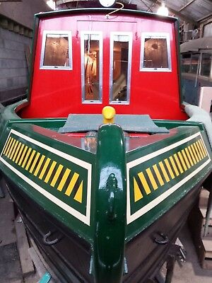 Narrow boat 62 ft trad