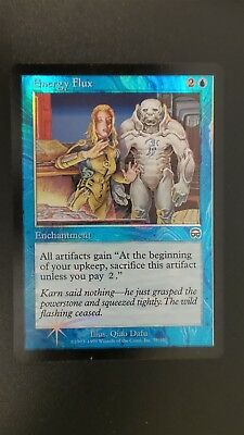 NEAR MINT FREE SHIPPING! MTG Mercadian Masques 3x FOIL Cho-Manno/'s Blessing