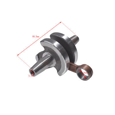 44mm Crankshaft Crank Shaft Half Circle Fit 47cc Mini Motor Pocket Bike New