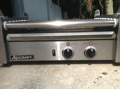 hot dog roller, Adcraft, commercial, great price, quality, quality