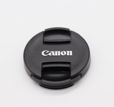 58 mm New Style Pinch Lens Cap E-58 II for Canon 58 mm Lenses UK