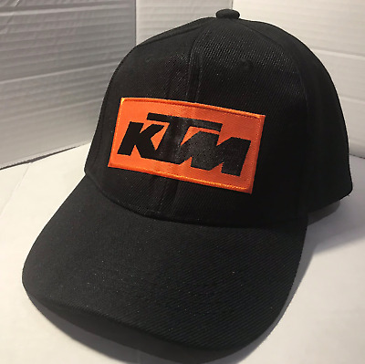KTM Baseball cap motorbike motorcycle Embroidered Patch