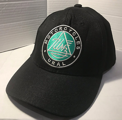 Ural sidecar Baseball cap motorbike motorcycle Embroidered Patch