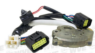 Neutral Safety Switch WVE BY NTK 1S5739 fits 99-03 Mazda Protege