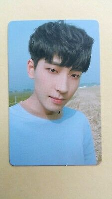 SEVENTEEN - 5TH Mini Album YOU MAKE MY DAY Official Photocard  - Wonwoo Type B