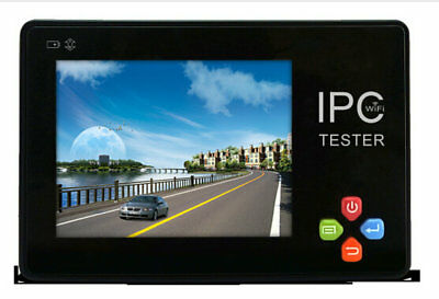 """IPC-1600+ 3.5"""" Touch LCD IP Analog Network CCTV Camera Wifi Tester PTZ Control"""