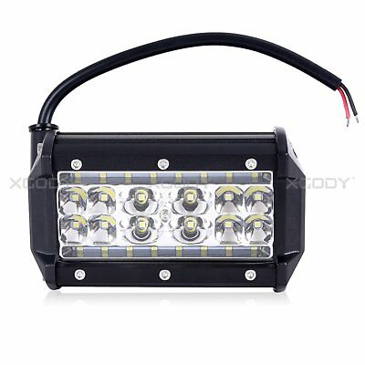 84W 8400LM Bright Light Combo 28LED Work Bar Driving For Off road Car Lamp Truck