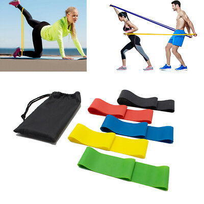 Tube Fitnessbänder 3pcs/Set Gymnastikband Fitnessband Rubber Band Latexband
