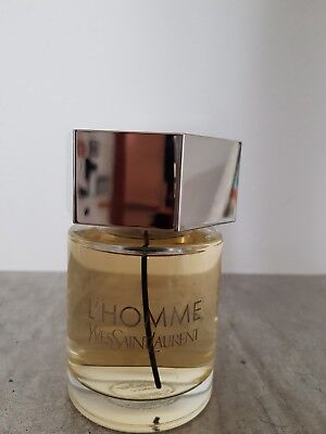 YSL L'Homme EDT 100 ML. TESTEUR VAP.NAT.SPRAY PROD. ORIG. NO SCATOLA