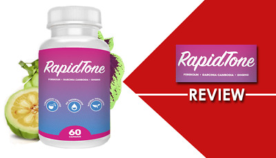 Rapid Tone 60 Capsules Extreme Weight Loss - FREE SHIPPING WORLDWIDE