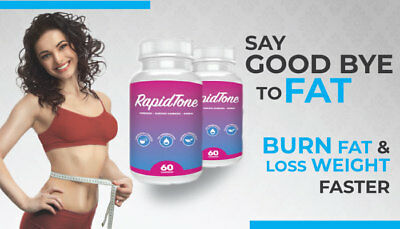 Rapid Tone 2X 60 Capsules Extreme Weight Loss - FREE SHIPPING WORLDWIDE
