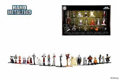 Jada Nano Figures Nightmare Before Christmas 20 Pack Jack Skellington Sally Paja
