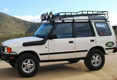Land Rover Discovery 1 300 tdi Snorkel Kit Safari Style NON ABS Raised Intake