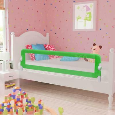 Toddler Safety Bed Rail 150 x 42 cm Green C7P1