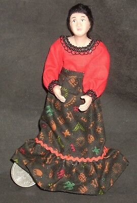 Doll Wee Mexico Angel Children 1:12 Doll/'s Doll #953 Mexico Hispanic Miniature