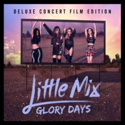 Little Mix - Glory Days (Cd/Dvd Deluxe Edition) [CD]