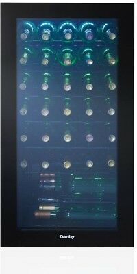 DANBY 88 CAN & 7 Bottle LED Beverage Center - DBC039A1BDB