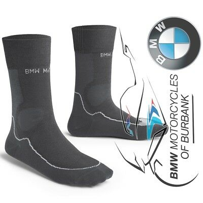 Summer Functional Socks Unisex Genuine BMW Motorrad Motorcycle 2018 RIDE