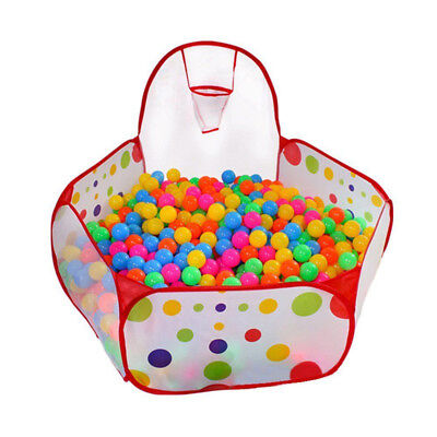Baby Indoor  Portable Play Tent Kids Children Ball Pit Pool Outdoor Game Toy New