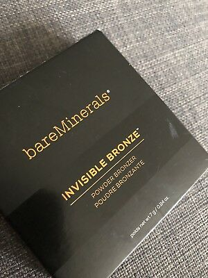 Bareminerals Invisible Bronze Powder Bronzer, Worth $28