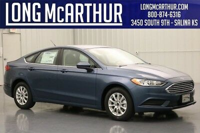Ford Fusion S FWD 2.5 DURATEC AUTOMATIC SEDAN MSRP $23399 METAL LOOK INSTRUMENT AND DOOR PANEL INSERT BLACK CONSOLE INSERT CHROME INTERIOR