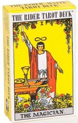The Rider-Waite Tarot Deck (New)