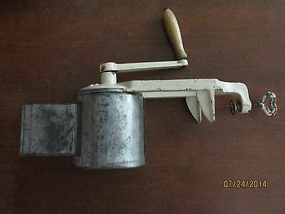 Vintage German Cast Iron Cheese Grater Made in Germany 1920's